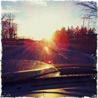 into the sunset 1 by magicia