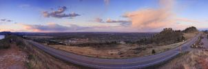 360 Pano Horsetooth Sunset by Jacob-Routzahn