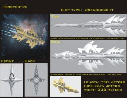 Ship 2 EVE Online Contest by synersignart