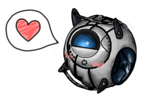 I Love Wheatley by EllisiA