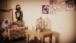 Lps Mica's Room! by PeterRaspberry