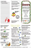 Simple Brochure: Holiday stlye by niaskywalk