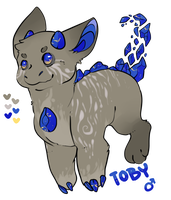 toby ref by pinecub