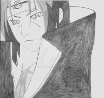 Itachi Uchiha by blackdove84