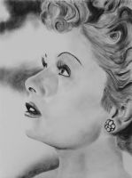 Lucille Ball.. by candysamuels