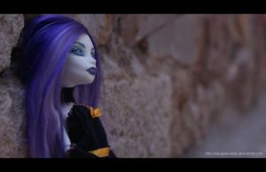 Lonely Lady by MySweetQueen-Dolls