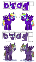 Shooting Starbow reference by Hiilumaru