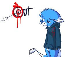good old out by HauntedHomo