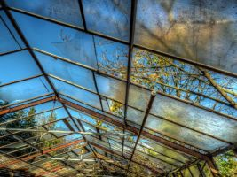 Glasshouse No3 HDR by Risen-From-The-Ruins