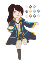 Fire Emblem Awakening: My Unit Reference by GameMaster15