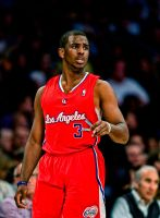Chris Paul LA Clippers by rhurst