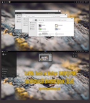 Katt Mix Theme  For Windows 10 November Update by cu88