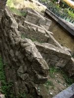 Piazza Bellini Ruins by Piombo