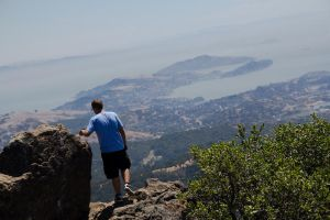Mt Tamalpais View by Doogle510