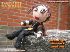 Lara Croft Popke TR III London outfit 3 by LadyRafira