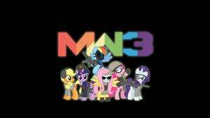 Rainbow Warfare Everypony by Sefling