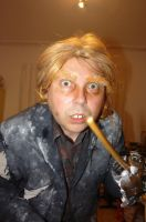 Peter Pettigrew / Wormtail cosplay 1 by Angelophile