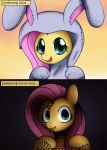 Fluttershy,whachadoforHallow-- by Solar-Slash