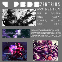 4 PSDs - PACK by Zentrius