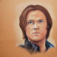 Sam Winchester - strong by TomsGG