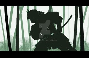bambooforest_006 by DRAWBAK