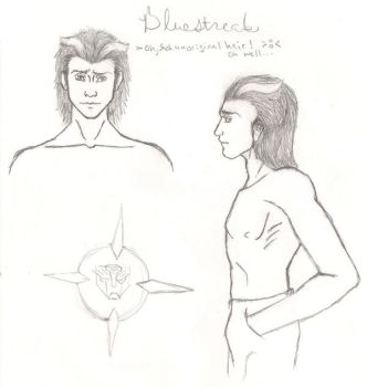 Bluestreak concept sketches by fanatical-chick