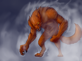 Werewolf by 1HikariNaito1