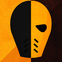 Deathstroke mask by zerons