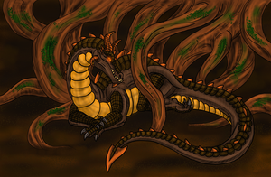 Trade-Philosopher King Nidhoggr by Scatha-the-Worm