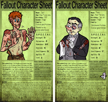 stick dudes where they don't belong: fallout ed. by Kwillow