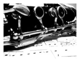 The Clarinet by m0nst3r