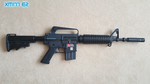 Airsoft XM177 E2 by Luckymarine577