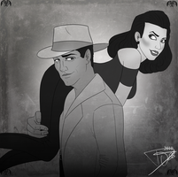 Mitchum and Coulzy by DJ88