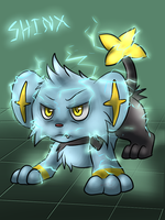 Shinx~ by Lukurio