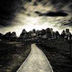 The Path To Castle Hill by CainPascoe