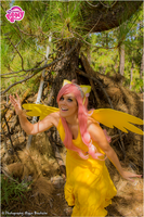My Little Pony | Fluttershy by Aredhel-R