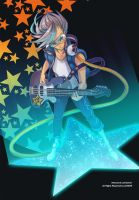 ROCK STAR by zanior325