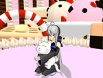Haku and Her Cat by Necessity4fun