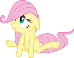 Filly Fluttershy by PegasisterFireboom