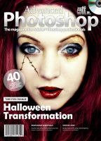 Photoshop Magazine Cover by LypticDesigns