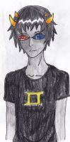 Sollux by silverowl19