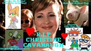 christine cavanaugh facebook