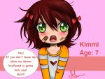 Kimmi by Miladolche