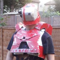 Halo Reach Gungnir Armor Progress 3 by UnknownEmerald