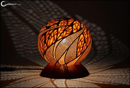 Table lamp XXIV - Stilla by Calabarte