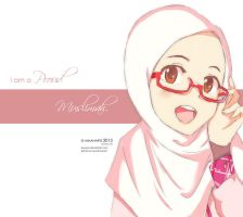 muslimah glasses by kuzuryo