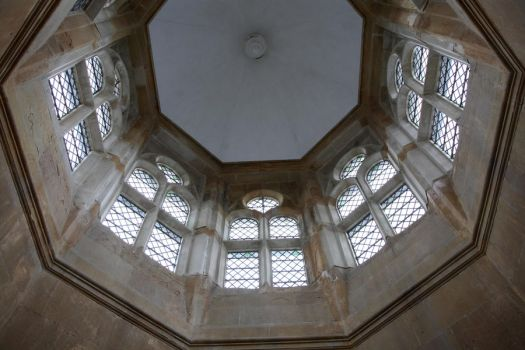 Ceiling by NickiStock