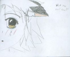 Lio cry by Drixi