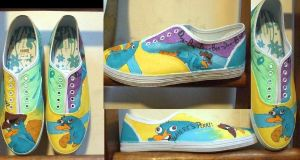 Perry Shoes by Caco-holic