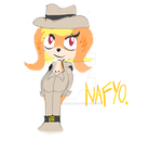 Gift: Nafyo. by courier1